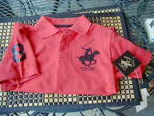 Beverly Hills Polo Club Red Polo - Sz.5-6 - New