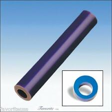 FERRIS CARVING WAX TUBE OFF CENTER HOLE PURPLE T-1062E