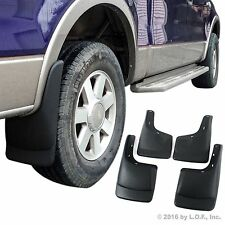 Ford F  Mud Flaps   Mud Guards Splash Guards Molded  Front