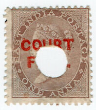 (I.B) India Revenue : Court Fees 1a (1870)