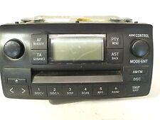 Toyota Corolla OEM Radio Stereo CD Disk Player Unit SET 86120-02260 MGCFA00042 *