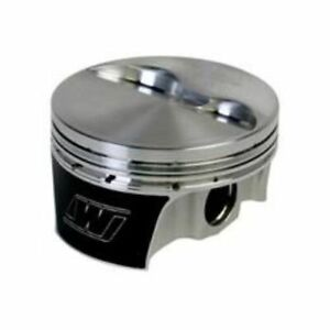 """Wiseco K398X05 Professional Series Forged Flat Piston Set - 4.005"""" Bore NEW"""
