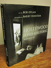 1st Edition HOLLYWOOD FOTO RHETORIC Bob Dylan PHOTOGRAPHY Classic NOBEL PRIZE