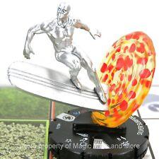 Fantastic Four ~ SILVER SURFER #047a HeroClix rare miniature #47a