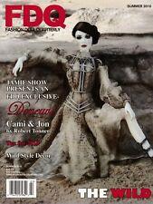 Fashion Doll Quarterly FDQ Magazine Summer 2010 Deneuve Tonner Cami Jon Décor