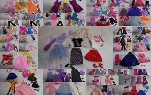 LOT Vêtements pour Barbie + Accessoires -LOTS AU CHOIX-
