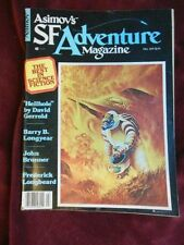 ASIMOV'S SF Adventure Magazine - Vol #1 issue 4