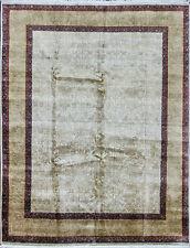 Indo Amristar, vintage, 8' x 10'