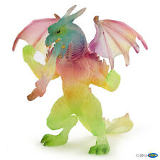 Papo 38999 Rainbow Dragon 4 5/16in Fantasy