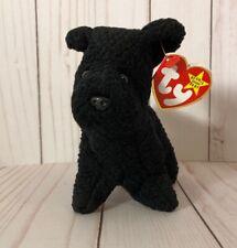 d10116c07c5 TY Beanie Babies Scottie Dog 4th Gen.Swing 5th Tush Tag BD 1996 Retired 1998