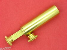 Ted Cash Adjustable Revolver / Pistol Black Powder Measure 5-50 grains