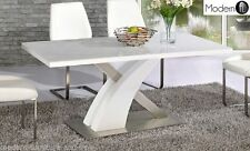 Steel Contemporary Kitchen & Dining Tables