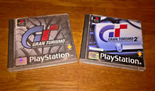 Gran Turismo 1 & 2 VF 1er édition [Complet] PS1
