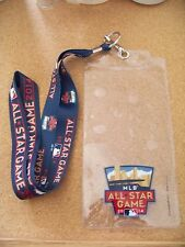 2014 Minnesota Twins AS All-Star Game ticket holder lanyard NO PIN