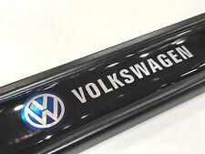 License Plate Frame for VOLKSWAGEN Matte Black VW Golf Jetta GTI Touareg Tiguan