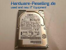 "IBM Travelstar 20GB 4200rpm IDE 2,5"" HDD IC25N020ATCS04-0 07N8325"
