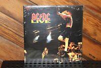 AC/DC Live 1992 Remastered New Mint Sealed 180gm Epic Sony Vinyl 2 LP Gatefold