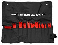 11 Pc Auto Trim Door Panel Window Molding Upholstery Clip Removal Tool Kit