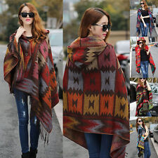 Unbranded Poncho Geometric for Women