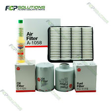 Ford Courier PE, PG, PH, WLAT 2.5l 02/99-2006 Air, Fuel, Oil Filter Service Kit