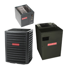 4 Ton 17 Seer Goodman 2-Stage Air Conditioning System