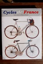 Beau livre, Cycles de France Alex Singer René Herse Routens Barra, 200 pages .