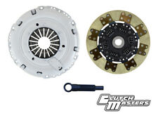 Clutchmasters FX300 12-17 Ford Focus 2.0L 5-Speed HD Seg Kev Disc Dampened