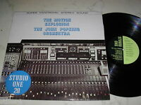 Library Studio One Nr.20 The Motion Explosion/John Popking Orchestra Mint