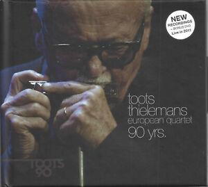 Toots Thielemans (1922-2016) - 90 Yrs.: Live 2006  cd + dvd