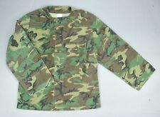 Usmc Us Army Shooting Jacket Coat • Rare Woodland Erdl Rdf • Large