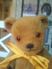 Antique/Vintage Plush English Teddy Bear England Uk 13in Euc