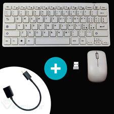 Mini tastiera ITALIANA+mouse wireless tablet smartphone con funzione OTG TVG O3C