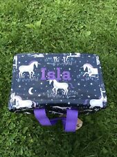 Starlight Unicorn Personalised Insulated Lunchbag Sass & Belle