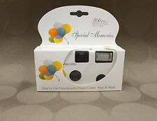 Birthday Party Disposable Camera Wedding Party Camera Single Use Pack of 10