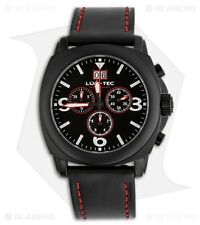Lum-Tec M48 Black PVD Watch