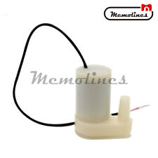 Mini Micro Submersible Water Pump 100lh Dc 3v Low Noise Motor Pump