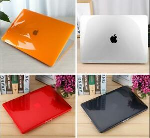 """For MacBook Pro 13"""" inch M1 Clear Case 2020 2019 2018 2017 Release A2338 A2289"""