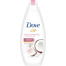 DOVE PURELY PAMPERING COCONUT WITH JASMINE BODY WASH 650 ML - COD FREE SHIPPING