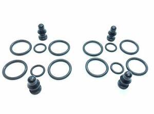 4x NEW INJECTOR SEAL REPAIR KIT + FITS AUDI / SEAT / SKODA / VW 1417010996