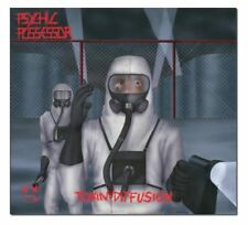 Psychic Possessor - Toxin Diffusion DIGI Remaster / Bonus Tracks Braz 80´s