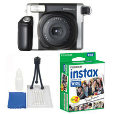 Fujifilm Fuji INSTAX Wide 300 Instant Camera + 20 Prints with 5 Pc Accessory Kit