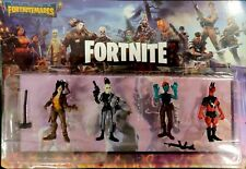 4pcs Fortnite Battle Game Royale Save The World Action Figures Kids Toy Gift