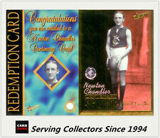 1996 Select AFL Series 2 Centenary Card CCN1 Newton Chandler (Carlton)