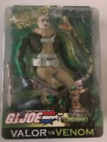 "GI Joe 12"" Valor Vs Venom Coil Crusher Action Figure NEW MISB 2004 G.I. Cobra"