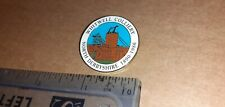 "LTD ED ENAMEL BADGE""WHITWELL COLLIERY1890-1986"" NTH DERBYSHIRE /PIT/MINER"