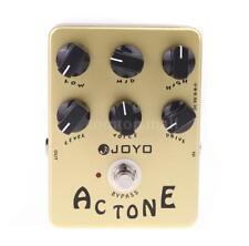 JOYO JF-13 AC Tone Vox Amp Simulator Guitar Effect Pedal True Bypass L1F3