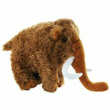 Elka Australia Standing Mammoth Soft Plush Toy Brown 20 X 26 Centimeters