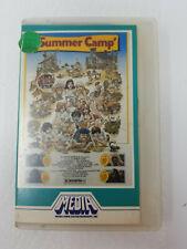 Betamax Summer Camp Movie Not Original Case Former Rental