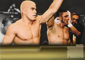 Tito Ortiz 2011 Topps UFC Title Shot Top Ten Title Fights Misprint