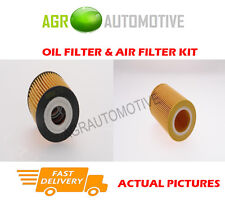 PETROL SERVICE KIT OIL AIR FILTER FOR SMART FORTWO 0.6 50 BHP 2004-07